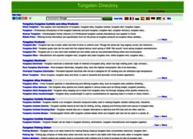 tungsten-directory.com