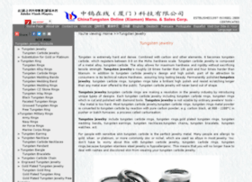 tungsten-jewellery.com