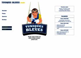 tuniques-bleues.fr