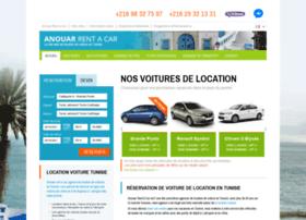 tunisiarentacar.com