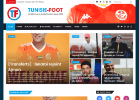 tunisie-foot.com