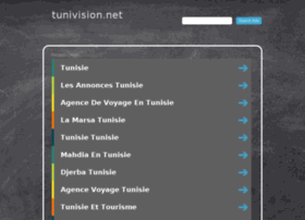 tunivision.net