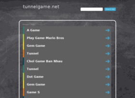 tunnelgame.net