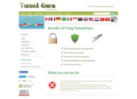tunnelguru.com
