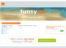 tunsy.co
