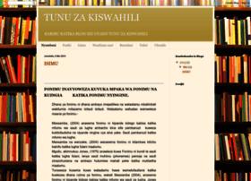 tunuzakiswahili.blogspot.com