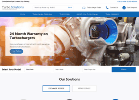 turbocharger-solutions.co.uk
