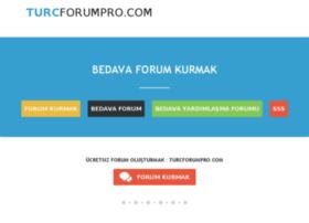 turcforumpro.com