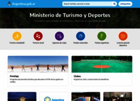 turismo.gov.ar