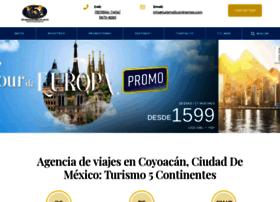 turismo5continentes.exodus.mx