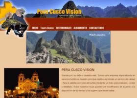 turismocuscomachupicchu.com