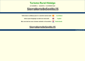 turismoruralhidalgo.com