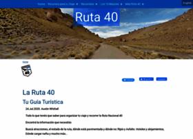turismoruta40.com.ar