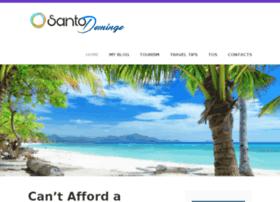 turismosantodomingo.com