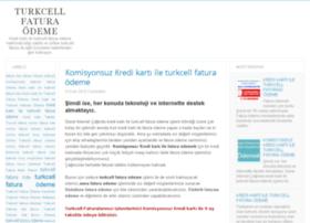 turkcellfaturaode.blogspot.com.tr