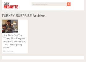 turkey-surprise.dailymegabyte.com
