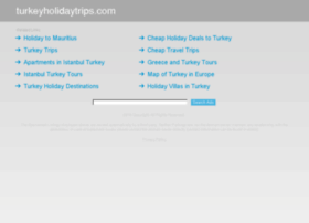 turkeyholidaytrips.com