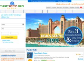 turkeyhotelsmaps.com