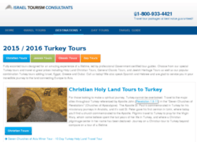 turkeytourismconsultants.com