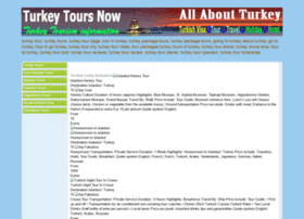 turkeytourprice.blogspot.com