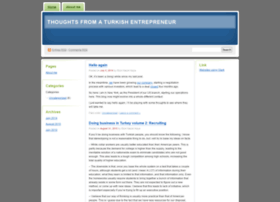 turkishentrepreneur.wordpress.com