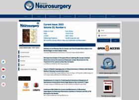 turkishneurosurgery.org.tr