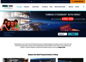 turkishrivierahomes.com