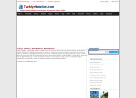 turkiyehotelleri.com