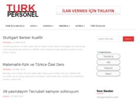 turkpersonel.com