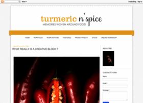 turmericnspice.blogspot.com