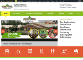 turnercreekes.wcpss.net
