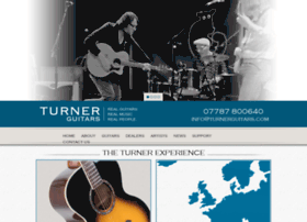 turnerguitars.com