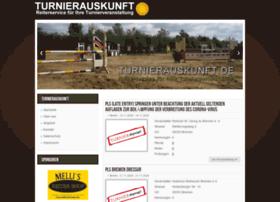 turnierauskunft.de