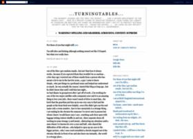 turningtables.blogspot.com