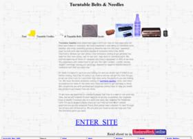 turntablebelts.com