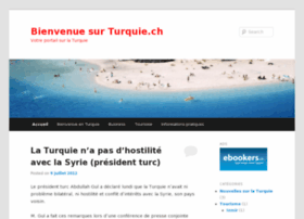 turquie.ch