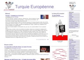 turquieeuropeenne.eu