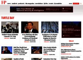 turtlebay.foreignpolicy.com