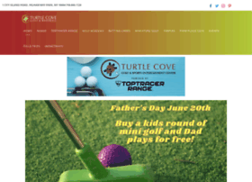 turtlecovegolfcenter.com