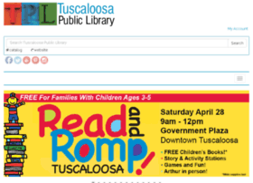 tuscaloosa-library.org