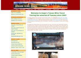 tuscanwinetours.net
