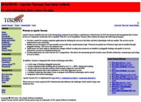 tuscany.apache.org