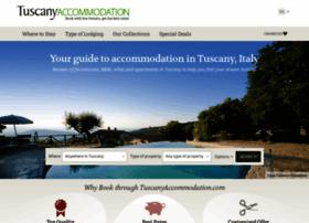 tuscanyaccommodation.com