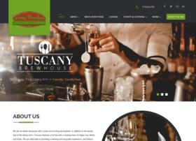 tuscanybrewhouse.com