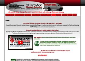 tuscanyclean.com