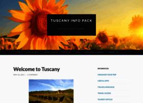 tuscanyinfopack.wordpress.com