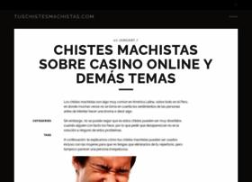tuschistesmachistas.com