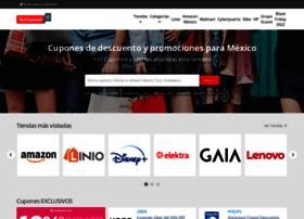 tuscupones.com.mx