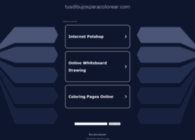 tusdibujosparacolorear.com