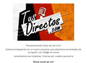 tusdirectos.com